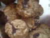 Cookies bio aux flocons d'avoine