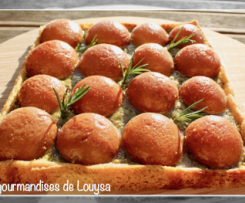 Sablé Breton Abricots Romarin