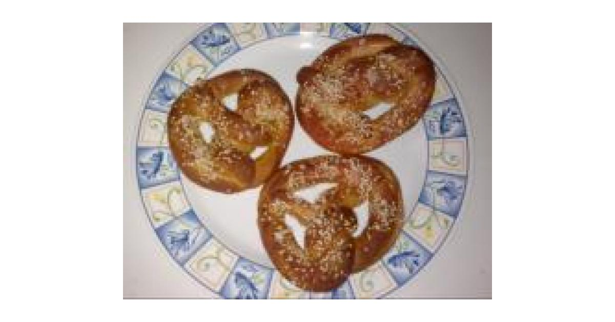 Bretzels by clair83560 on - Www espace recettes fr ...