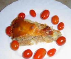 Parmentier Mamie Sosso de confit et aubergines