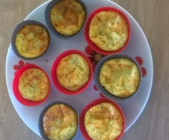 MUFFINS MOZZARELLA /COURGETTE LIGHT