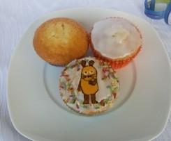 Cake ou Cupcakes au jus de pomme RAPIDE et MOELLEUX