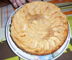 Variante de Gâteau de pain perdu