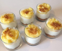 "Lemon Curd ""Cheesecake"""
