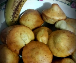 Mini-gâteaux à la banane
