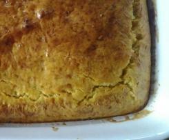soufflé aux poireaux / fromage