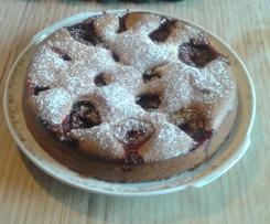 Gâteau moelleux aux figues