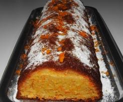 Gâteau de clémentines
