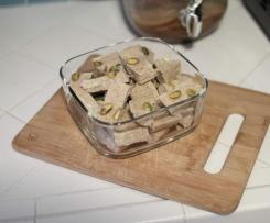 Bonbons coco amandes pistaches (sans lait, sans gluten, sans sucre de canne)