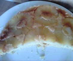 Gâteau rapide ananas caramélisé - spéculoos