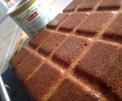 Moelleux à la crème de marrons