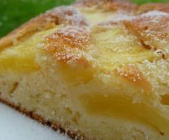 Gâteau Ananas Rapide et Moelleux