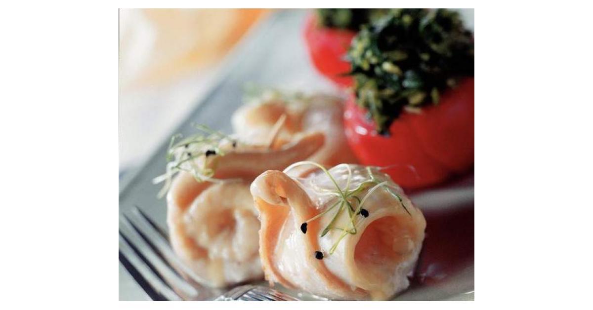 Poissons et tomates la proven ale par thermomix une - Espace cuisine thermomix ...