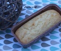 Mini cake rhum, coco et citron vert