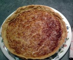 Tarte Roquefort Noix Jambon cru