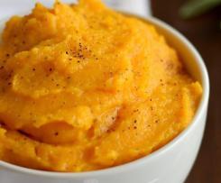 Purée Butternut & Patate douce