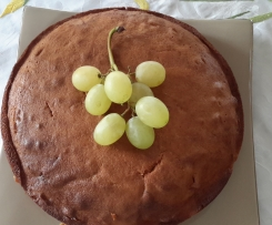 Quatre -quarts au 2 raisins