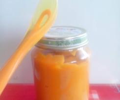 Dès 6 mois - Purée de pommes de terre carottes au boeuf