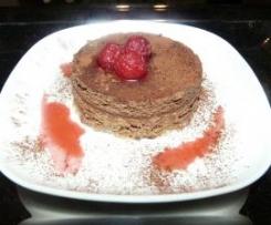 Croustillant praliné chocolat