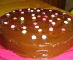 Le gâteau Chocapic