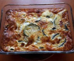 Tarte aux courgettes sans pâte