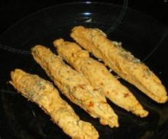 Biscuits apéritifs à la tomate et herbes de provence