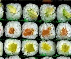 Makis / sushis Végétaliens