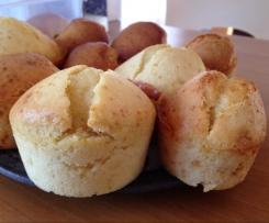 Ciambella ou petits gâteaux moelleux à la ricotta
