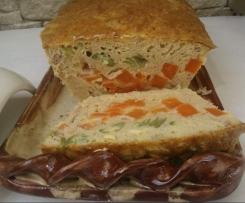 Terrine Thon/sauce aïoli et ses légumes