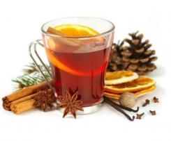 Vin Chaud (blanc ou rouge),rapide et simple