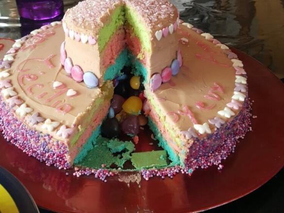Pinata Cake Par Ormirail Une Recette De Fan A Retrouver Dans La