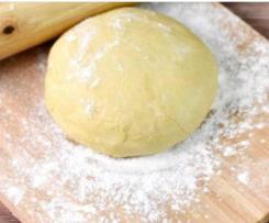 Variante pâte brisée à l'huile d'olive