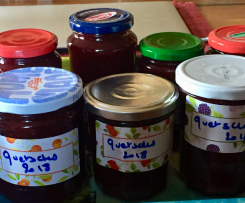 ma confiture de quetsches