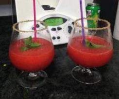 Mojito Strawberry sans alcool