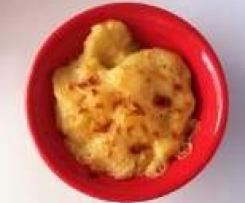 Gratin de panais et pommes de terre