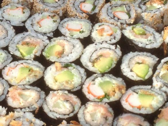 Recette sushi 1 personne un site culinaire populaire for Idee deco trackid sp 006