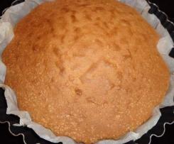Gâteau de Savoie d'Anita2