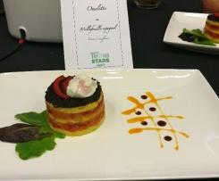 Omelette en millefeuille espagnol