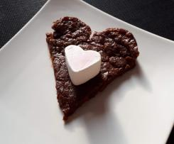 Fondant chocolat-caramel
