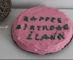 Gâteau Harry Potter façon Hagrid