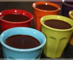 Danette ou crème chocolat