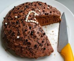Gâteau moelleux crème de marrons inratable