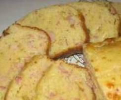 cake lardon camembert (idee apero)