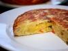 Tortilla d'igname (sans lait/sans gluten)