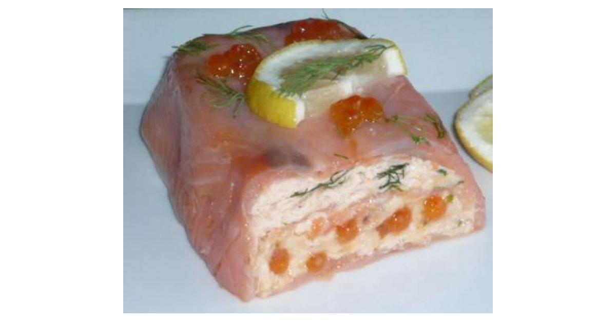 terrine fra 238 che aux deux saumons by pjggavlas on www espace recettes fr