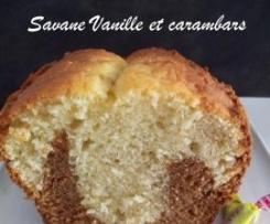 Savane vanille et carambars