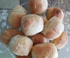 Petits pains blancs comme au restaurant !