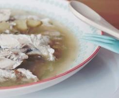 Cuisiner les restes du poulet