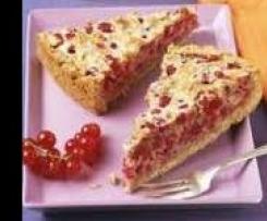 Gâteau aux groseilles