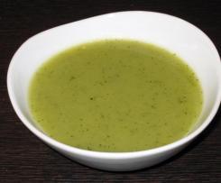 soupe pour pas jeter les legumes restants